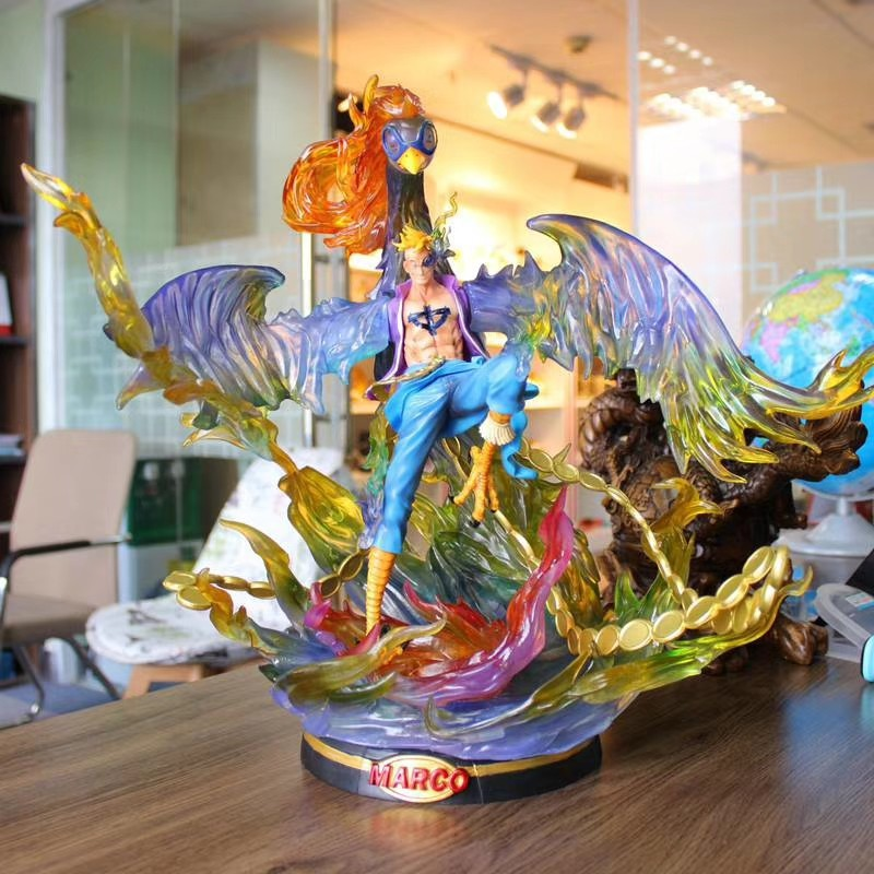Order : Mô hình BP STUDIO PHOENIX MARCO RESIN ONE PIECE (Bootleg) –  Tanoshii Shop