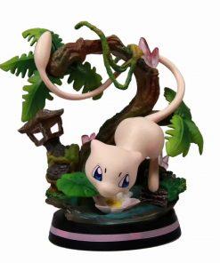 Mô hình Pokemon Resin Statue - MFC Studios Mew, Charmeleon, Wartortle (Bootleg)
