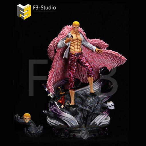 Mô hình F3 Studio One Piece - Doflamingo (Bootleg)