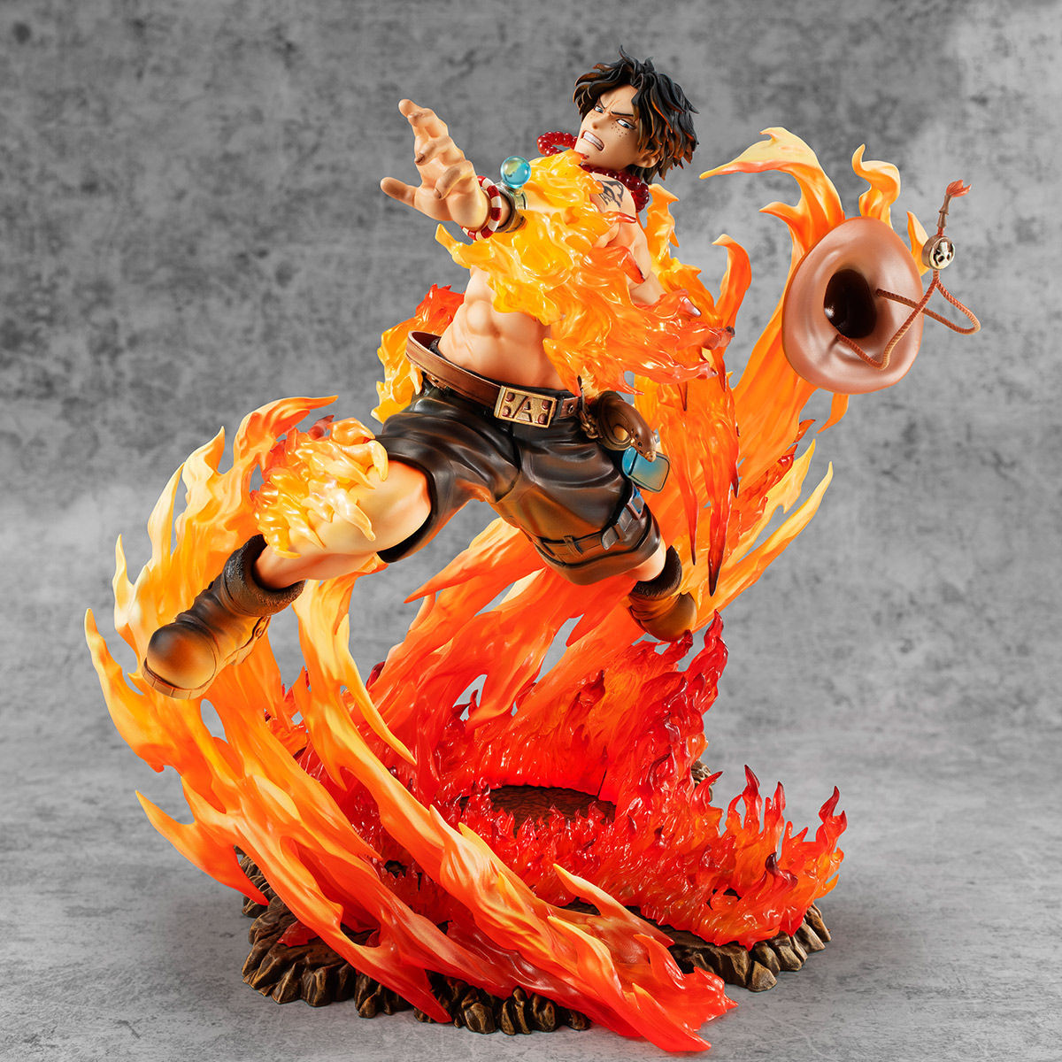 Order : Mô hình One Piece – Portgas D. Ace – POP Maximum – 15th (MegaHouse)  (Bootleg) – Tanoshii Shop