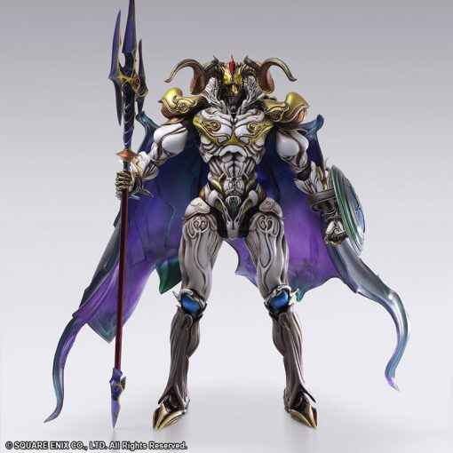 Final Fantasy - CREATURES BRING ARTS: Odin