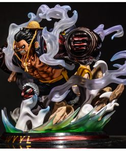 Mô hình KOL Brother - Monkey D Luffy Gear 4 Resin One Piece (Bootleg)