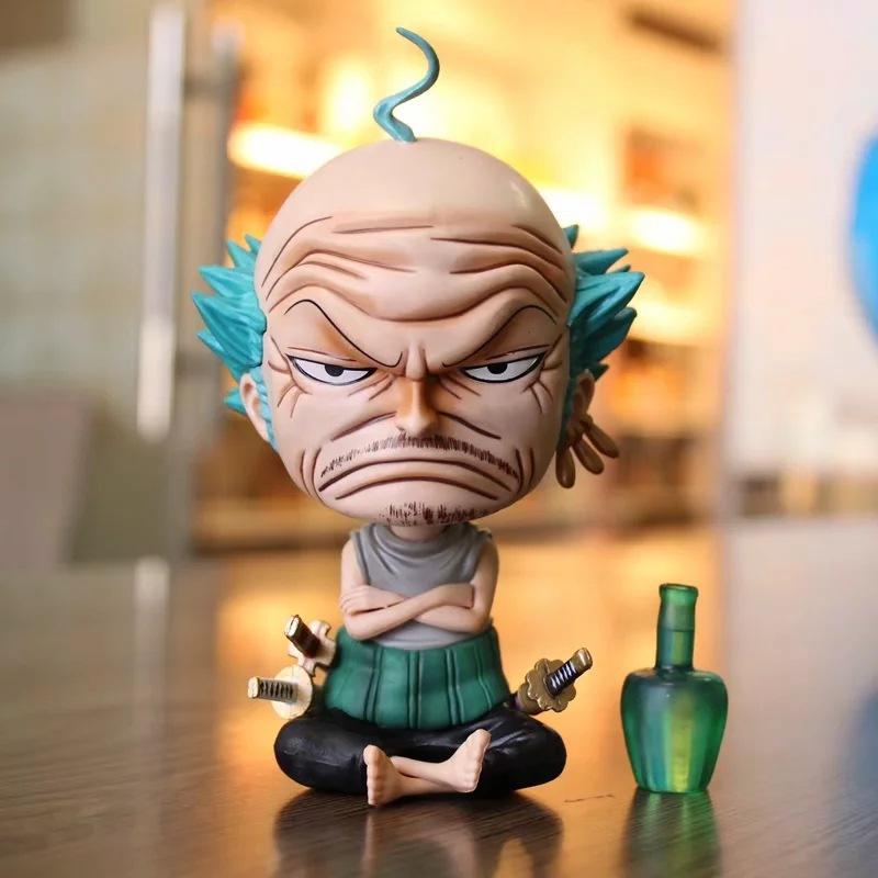 Order : Mô hình Zoro Ông già Resin One Piece (Bootleg) – Tanoshii Shop