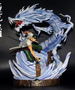 Mô hình Figure One piece TooFun Studio - Roronoa Zoro: Santoryu Tatsu Maki