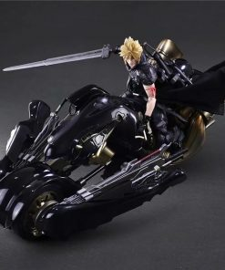 FINAL FANTASY VII ADVENT CHILDREN PLAY ARTS KAI Cloud Strife