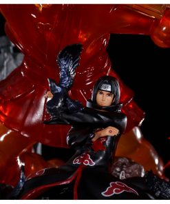 Mô hình Figure Naruto Uchiha Itachi Susanoo Resin
