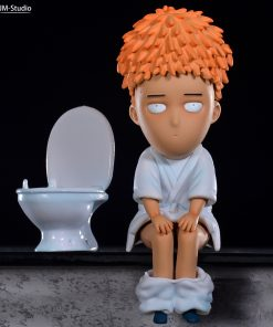 Mô hình Figure NF Studio-Origin: One Punch Man-Product: Toilet Saitama